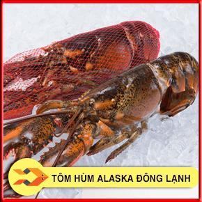 Tôm hùm Alaska Đông lạnh